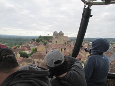 Montgolfieres du perigord Gourdon