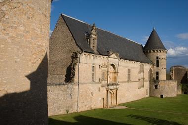 04-Château d'Assier © Lot Tourisme - C. Pélaprat