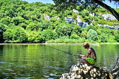 camping la rivière