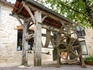 05Floressas - Travail à boeuf© Lot Tourisme - C. Sanchez