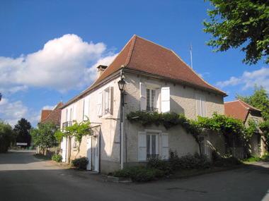 1 - maison vue extérieure