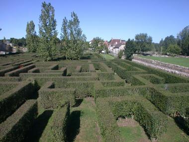 Labyrinthe de Buis