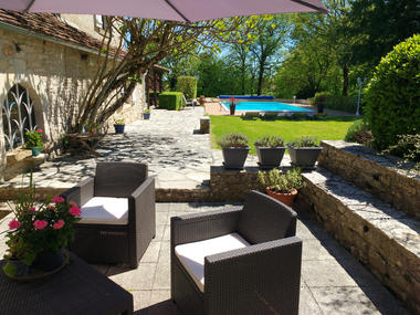 15_Jardin et piscine