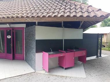 Camping la Sole_Puybrun_sanitaire