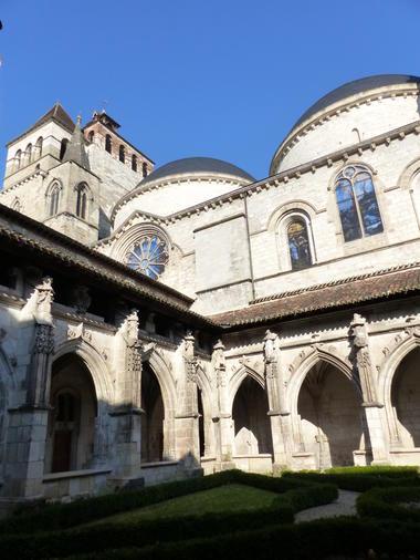 160217-Cathédrale côté cloître(2)©V.SEGUIN-OT Cahors-St Cirq Lapopie