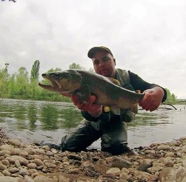 Guide pêche Mickael Andrieu