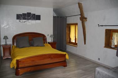 Chambres d'hôtes La Mazotière - Saignes