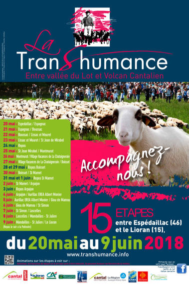 2018 transhumance