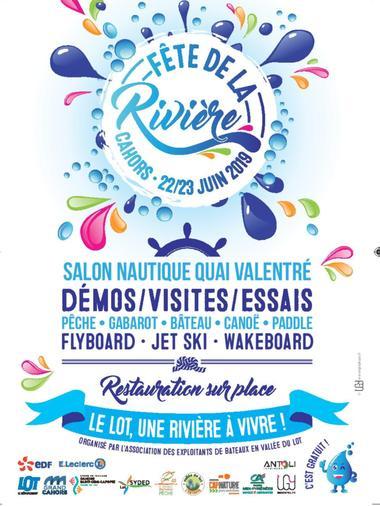 fête rivière