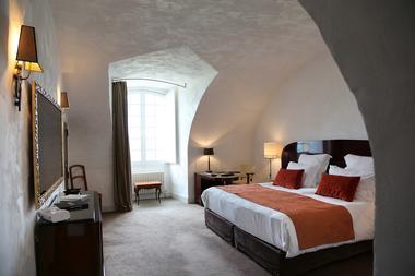 Chambres Hôtel Château de Mercuès