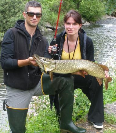 Guide pêche B mercier