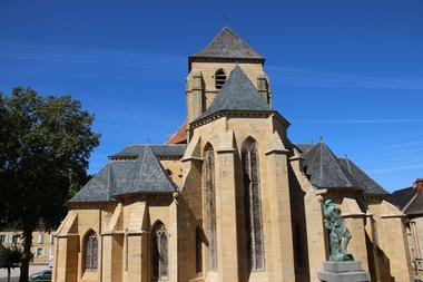Abbatiale du Vigan - Sandrine Mauret 12