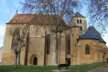 Abbatiale du Vigan - Sandrine Mauret 13