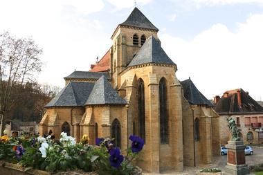 Abbatiale du Vigan 7 - Sandrine Mauret