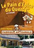 Affiche Pain d'épice du Quercy