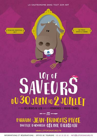 Lot of Saveurs 2017