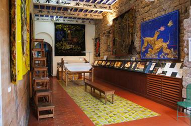 Atelier Musée Jean Lurçat_0008 © Lot Tourisme J. Van Severen