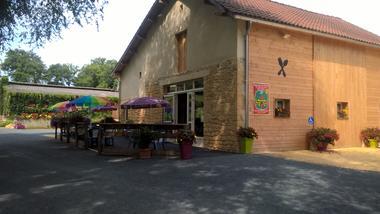 Auberge à la Ferme Château Vieux -