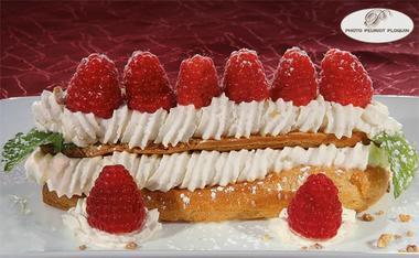 Auberge de Benges_Collonges_dessert