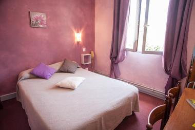 Auberge de Lile-creysse - Chambre (4)