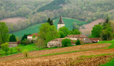 Montcuq - Eglise