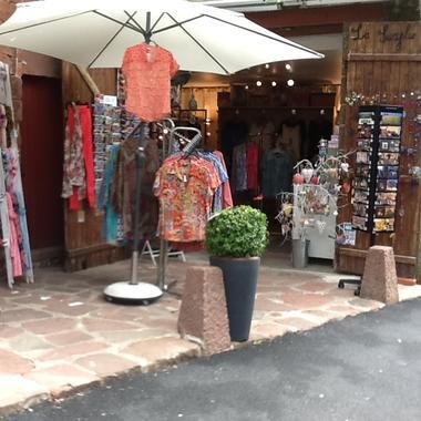 Boutique La Suzelie - Collonges