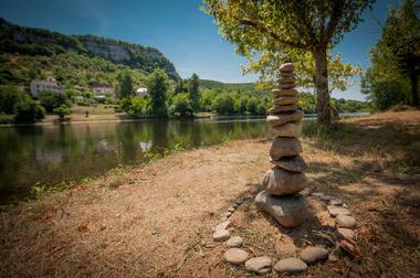 Baignade dans la Dordogne à Vayrac_06 © Lot Tourisme - C. ORY