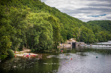 Base nautique de Floiras © Lot Tourisme - C. ORY