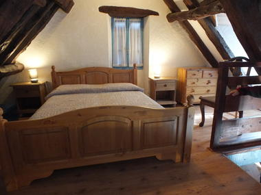 Bergerie - chambre