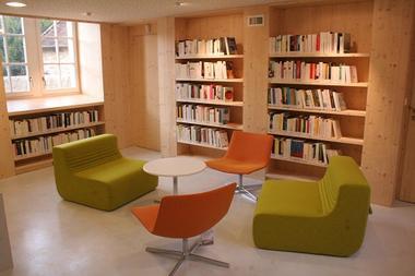 Bibliotheque Gourdon 1
