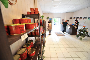 Boutique de la Ferme de Roubegeolle - Vayrac_03 © Lot Tourisme - C. ORY