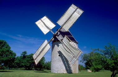 Carlucet: Moulin à Vent de la Comté