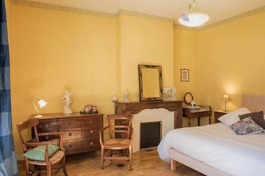 CAZALS - Domaine de Vielcastel - Chambre Bastide annexe