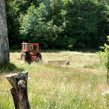 Camping Moulin de lacombe - Saint Geniez (8)