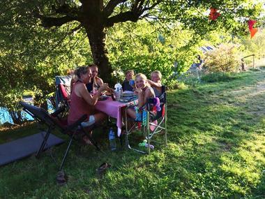 Camping Moulin de lacombe - Saint Geniez - famille
