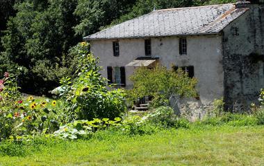 Camping Moulin de lacombe - Saint Geniez -Moulin de lacombe 3