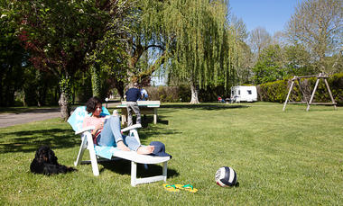 Camping Moulin du Bel Air - Détente