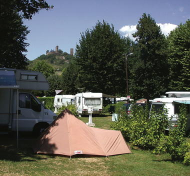 Camping Le Soulhol