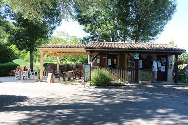 Camping Le Terriol Cajarc1