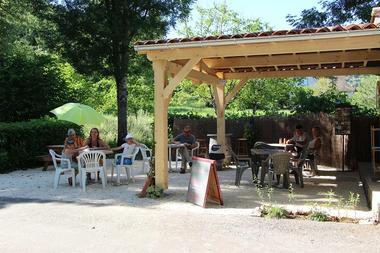 Camping Le Terriol Cajarc5