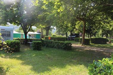 Camping le Terriol Cajarc