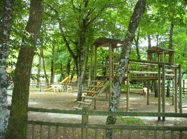 Camping-Le saulou-jeux enfants