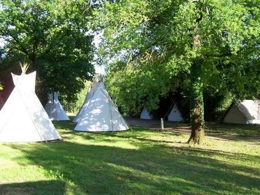Camping Les Cournoulises