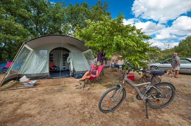 Camping Pech Ibert à Béduer_10 © Lot Tourisme - C. ORY