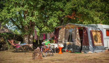 Camping Pech Ibert à Béduer_11 © Lot Tourisme - C. ORY