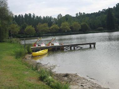 Camping Plan d'Eau de la Cayre