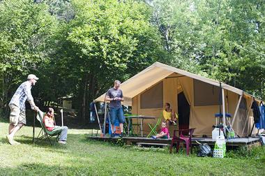 © Camping des Iles