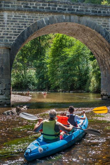 Canoë à Espagnac_05 © Lot Tourisme - C. ORY