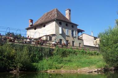 Centre équestre du Pont de la madeleine - Faycelles