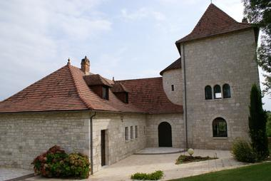Château de Belfort du Quercy